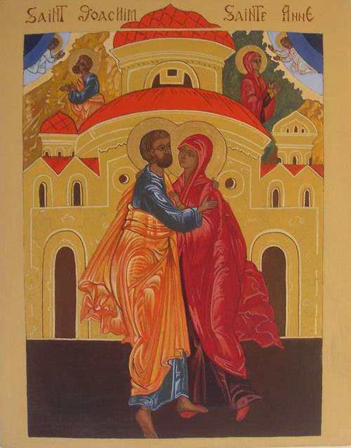 Saints Anne et Joachim Anneetjoachim