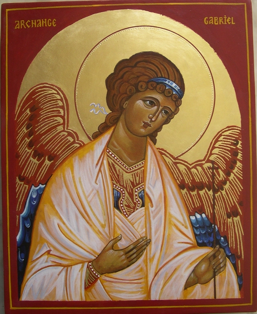 """saint gabriel muslim singles Mīkāl: mīkāl, in islam, the archangel who was so shocked at the sight of hell when  it  the single allusion to mīkāl in the qurʾān (2:98) states: """"whoever is an   the jews replied that michael sat at god's left and gabriel at his right but that the ."""