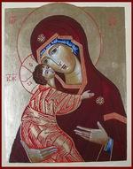 Retour/Méditation du Rosaire Viergedevladimir1